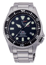 Orient Triton RA-EL0001B Power Reserve Automatic men's watch Divers Sapp... - $365.00