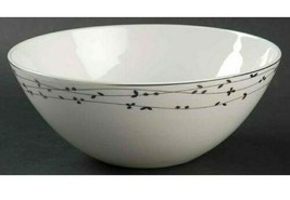 8 SOUP/CEREAL BOWLS ORSEAU BY CIROA FINE BONE CHINA - $158.40