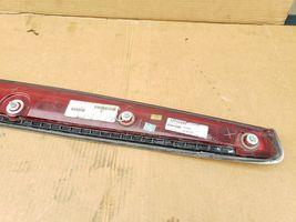 06-09 Pontiac G6 Convertible Trunk  Spoiler LED 3rd Brake Light LT SILVER image 6