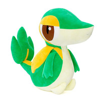 New Pokemon Snivy Soft Plush Doll 30cm Toy Cushion Pillow Gift Cute XY P... - $38.24
