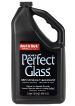 Hope's Perfect Glass Cleaner Refill, 67.6-Ounce, Streak-Free Glass Cleaner Refil