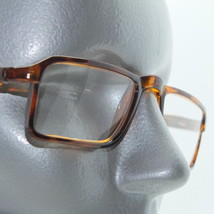 Metro Rectangle Frame Tortoise Brown Wide Reading Glasses +1.75 - $14.97