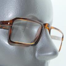 Metro Rectangle Frame Tortoise Brown Wide Reading Glasses +1.75 - $14.97