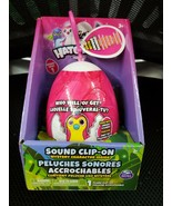 Hatchimals Sound Clip-On Mystery Character Inside NEW - $7.85