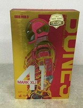 Hot Toys Movie Masterpiece Figure IRON MAN3 MARK XLI 41 Bones Retro Armo... - $594.00