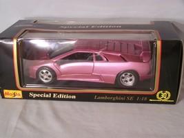1994/1995 Lamborghini SE 1:18 scale diecast Maisto Special Edition - $42.37