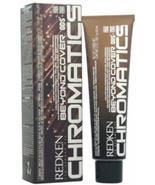 Redken - Chromatics Beyond Cover Hair Color 10Ago (10.13) - Ash/Gold (2 ... - $38.31