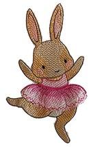 Nature Weaved in Threads, Amazing Baby Bird Kingdom [Twirling Ballerina Bunny ][ - $7.91