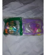 2 Mcdonalds Happy Meal Polly Pocket Toys 2003 2008 Ages 3+ Mattel Origin... - $14.84