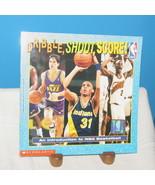 DRIBBLE SHOOT SCORE! INTRODUCTION TO NBA BASKETBALL Joe Layden 1997 BOOK - $12.38