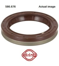 FOR BMW ALFA ROMEO SHAFT SEAL CRANKSHAFT 3 E21 M20 B20 M20 B23 3 E30 SZ ... - $12.25
