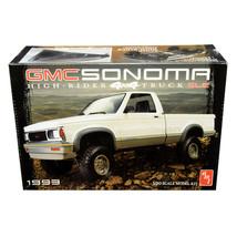 Skill 2 Model Kit 1993 GMC Sonoma SLE 4x4 High-Rider Pickup Truck 1/20 S... - $44.23