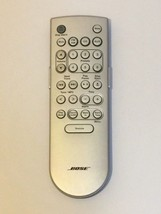 Bose Wave IV Sound System Remote Control Silver RRS4004-1801E3 MX 8 086 - $24.18