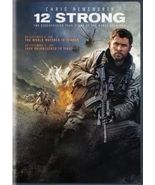 12 Strong DVD 2018 Brand New Sealed - $5.50