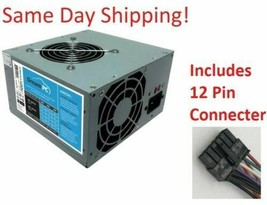 New PC Power Supply Upgrade for Acer Aspire TC-603-UR10 Desktop Computer  12-PIN - $39.58