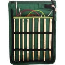 Knitter's Pride-Bamboo Intchg Tunisian Crochet Hook Set- - $58.40