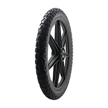 "Marathon 92010 Flat Free 20"" Replacement Tire Assembly for Rubbermaid Bi... - $46.70"