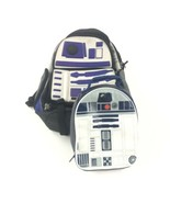 Star Wars R2D2 Backpack And Lunch Box  - $49.49