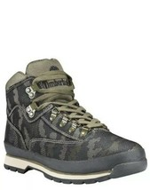 Men's Timberland EURO HIKER Fabric Boots, TB0A1RC1 015 Multip Sizes Camo... - $84.14