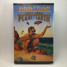Tales From Planet Earth Arthur C Clarke Rare BCE Hardback Book Rare Vint... - $9.90