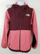 The North Face Pink Fleece Women's Jacket Size S - $43.55