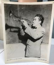 Kiki Garcia Rumba Orchestra VTG Autographed 8 x 10 Promo Photo - $41.35
