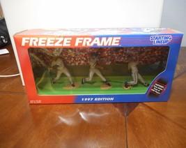 1997 Kenner Starting Lineup Freeze Frame Frank Thomas Action Figure - $11.29
