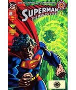 Superman: The Man of Steel #0A FN; DC | save on shipping - details inside - $15.99