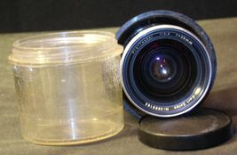 Carl Zeiss Pro-Tessar Lens f=35mm with fitted Zeiss Ikon Case AA-192030 Vintage image 4