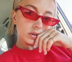 Cat Eye Sunglasses Small Frame Women Vintage Sun Glasses 2018 Lady Shades UV400 - $7.05