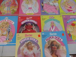 Barbie Paper Doll Huge Lot Golden Mattel Papercraft Collectible Vintage ... - $94.95