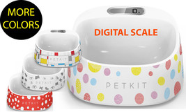 PETKIT FRESH Smart Digital Feeding Pet Dog Cat Bowl Feeder w/ Built-in S... - $27.99