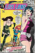 Superman's Girlfriend Lois Lane Comic Book #114, DC Comics 1971 VERY FINE+ - $31.82