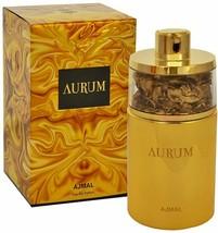 Ajmal Aurum EDP 75ml Fruity perfume for Women free shipping NEW SEALED - $86.00