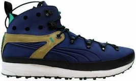 Puma terai FAAS Hiker Medieval Blue-Viridis 353928 01 Men's Size UK 11 - $74.96