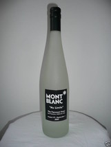 MontBlanc Water Bottle sealed for Collector or Mont Blanc Lover - $94.18