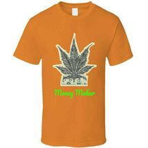 Money Maker 420 Canna T Shirt image 8