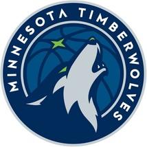 Minnesota Timberwolves #8 NBA Team Logo Vinyl Decal Sticker Car Window Wall - $6.28+