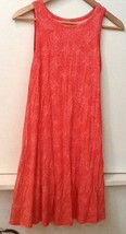 Old Navy Women's Red Printed Shift Dress Size Petite XS Extra Small NWT - $15.95