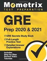 GRE Prep 2020 & 2021: GRE Secrets Study Book, Full-Length Practice Test, Detaile