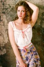 Nancy Allen Sexy Pose in Summer Top Studio Portrait Circa 1981 24x18 Poster - $23.99