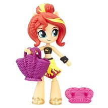 My Little Pony Equestria Girls Doll Sunset Shimmer Beach Collection 2017 image 2