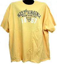 West Virginia Mountaineer's 1867 T-Shirt - $9.31