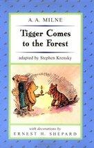 Tigger Comes to the Forest (Winnie-the-Pooh) Milne, A. A.; Krensky, Step... - $64.12