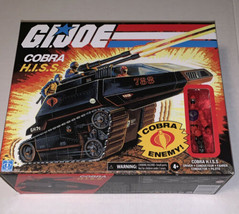 Hasbro G.I. Joe Cobra Hiss Tank with 3.75 inch Driver Action Figure - $27.44