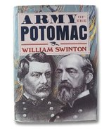 Army of the Potomac (The Civil War Library) Swinton, William - $7.29
