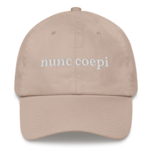 nunc coepi hat / nunc coepi Dad hat image 11