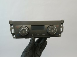 #3945P CADILLAC SRX 08 09 OEM DASH TEMP AC HEAT AIR CLIMATE CONTROL SWITCH - $15.00