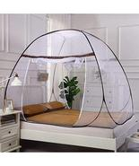 Portable Folding Mosquito Net for Bed Pop-up Anti Mosquito Net Bed Guard... - $23.75