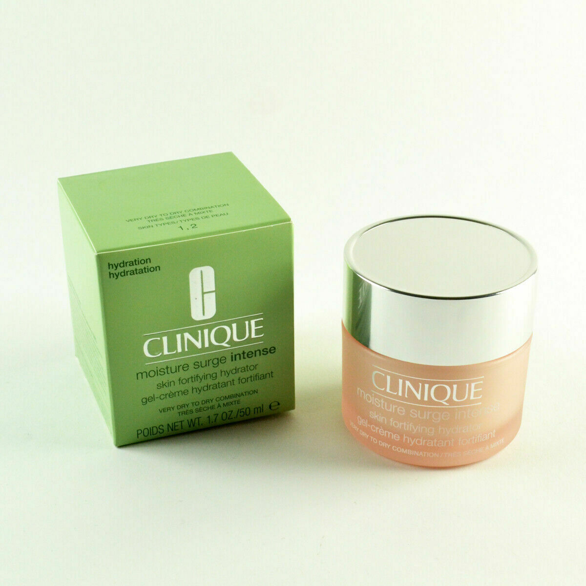 Clinique Moisture Surge Intense Skin Fortifying Hydrator - Size 1.7 Oz 50mL
